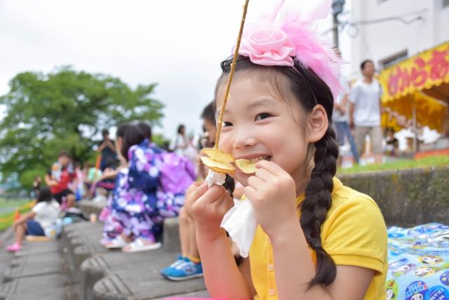 名古屋まつり2019の屋台露店の出店場所やおすすめグルメ、食べ物と営業時間