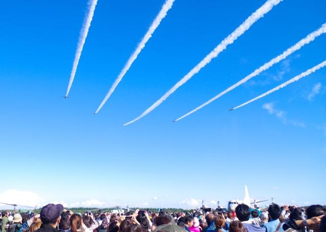 三沢基地航空祭2019の見どころと穴場、グッズ、お土産、アクセス、ホテル情報
