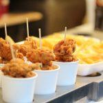 三沢基地航空祭2018の屋台出店露店の食べ物、食事やグルメは?開店時間