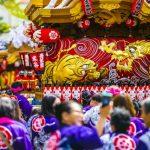 岸和田だんじり祭り2019の混雑や交通規制、渋滞、通行止め、駐車場の場所
