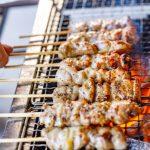 小松基地航空祭2018の屋台出店露店の食べ物や食事グルメ、開店、閉店時間