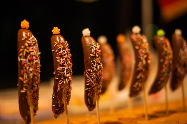 熊谷桜堤の熊谷さくら祭2020の屋台露店の出店場所や営業時間と食べ物情報