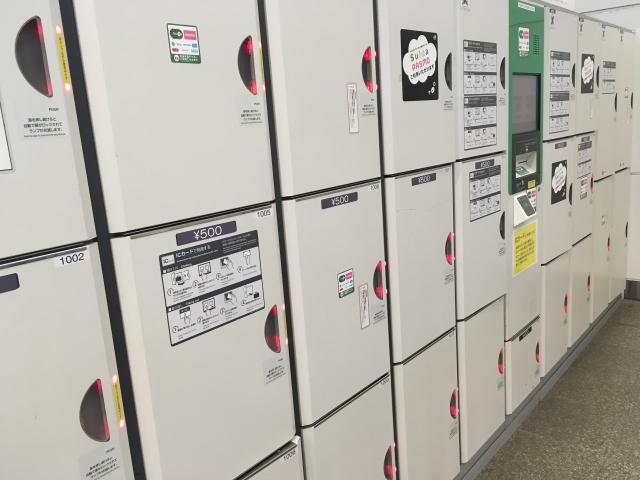 渋谷ハロウィン(渋ハロ)で着替えや更衣室の場所とトイレ、荷物を置くロッカー