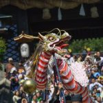長崎くんち2018の日程、見所、出し物、奉納踊、コッコデショ、龍踊り、庭見せ