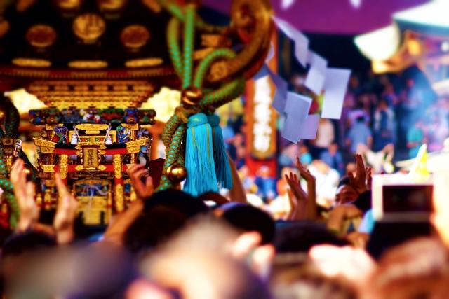府中くらやみ祭り2019の混雑や交通規制、通行止めの場所と来場者数情報