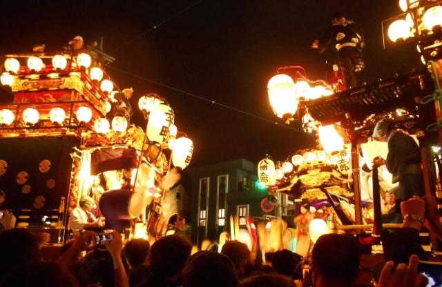 川越祭り2019の日程時間や見どころの山車行事、ひっかわせ、神輿に服装と楽しみ方