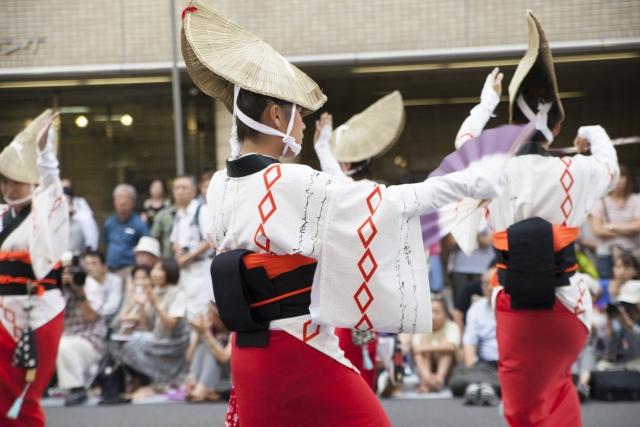 徳島阿波踊り2019の日程や有名芸能人ゲスト情報と見どころ、会場アクセス