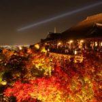 清水寺の紅葉ライトアップ2018の混雑状況や時期、混雑ピークの時間と回避方法