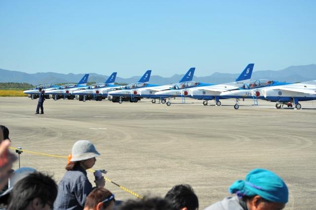 岐阜基地航空祭2019の日程プログラムと来場者数、入場者数や穴場な撮影ポイント