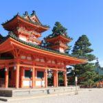 平安神宮の初詣2019は混雑する?アクセス、行き方と駐車場、参拝時間情報