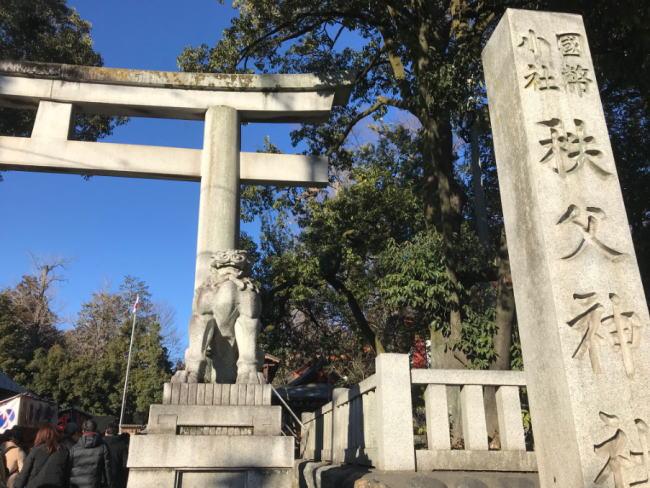 秩父神社の初詣2020は混雑、渋滞する?参拝時間やアクセス、行き方と駐車場情報