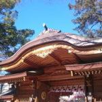 大國魂神社の初詣2019は混雑する?参拝時間と元旦の屋台出店、駐車場情報