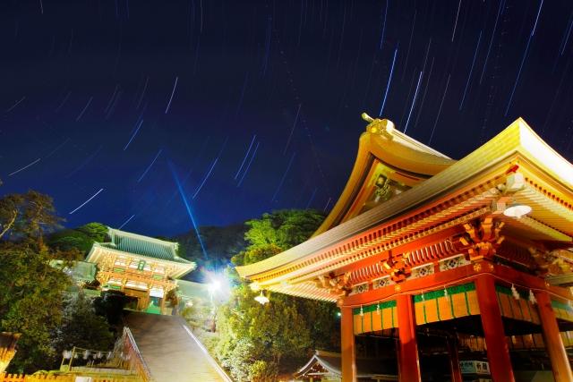 鎌倉鶴岡八幡宮の初詣の混雑状況
