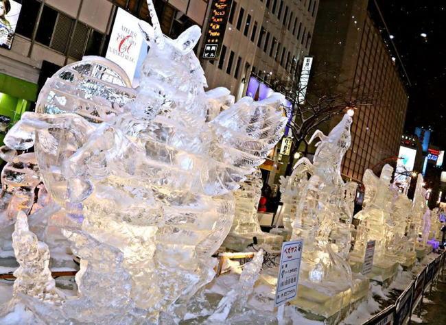 札幌雪まつり2020の混雑や交通規制、渋滞、車両通行止めの場所と所要時間