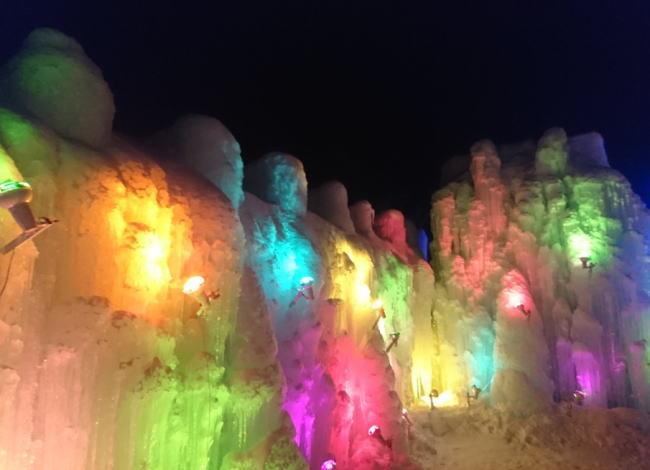 千歳・支笏湖氷濤まつり2019の開催期間や見所の花火大会、ライトアップ情報