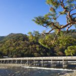 京都駅から嵐山(渡月橋)までの行き方で電車、バス、タクシーを使ったアクセス方法