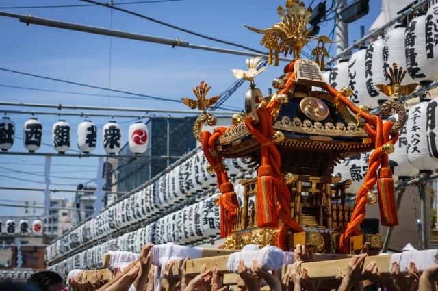 東京関東の有名な祭りといえば?イベントの日程スケジュールとデートにおすすめ情報
