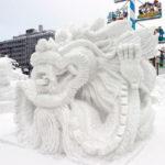 旭川冬まつり2019の日程やイベントスケジュール、見どころ5選