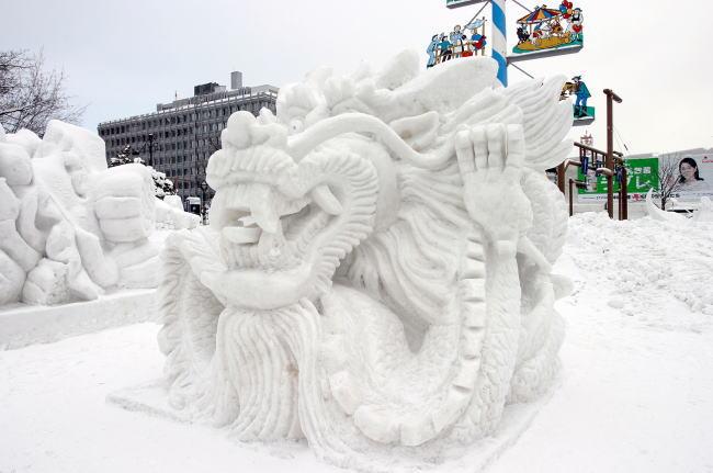 旭川冬まつり2020の日程やイベントスケジュール、見どころ5選