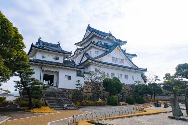 岸和田城桜祭りの花見2019の屋台出店露店はいつまで?営業時間やグルメ情報