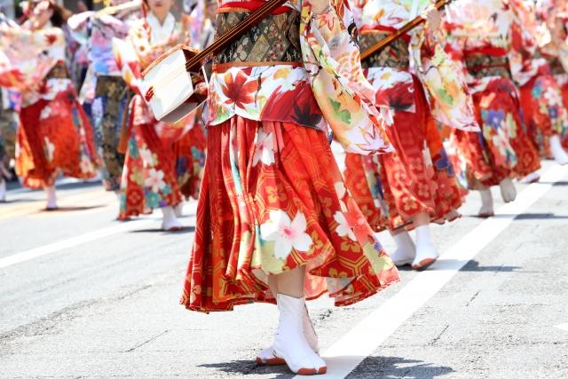 広島フラワーフェスティバル2019の日程やパレード、よさこいなどイベント情報