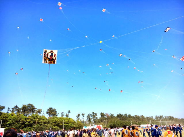 浜松まつり2019の日程スケジュールや凧揚げ、御殿屋台の見どころ情報