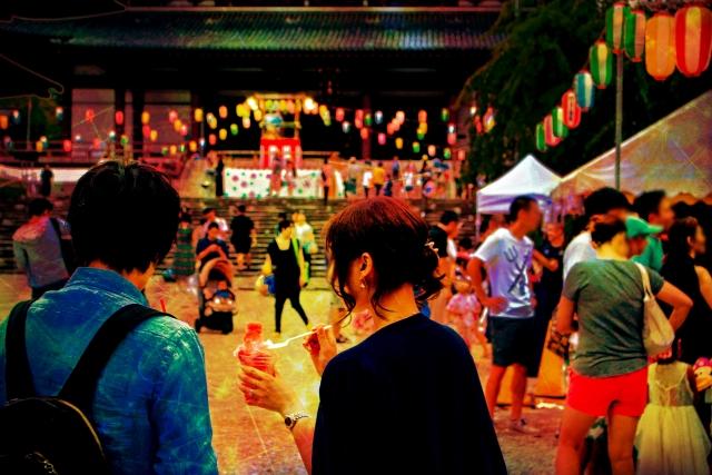 熱田祭り(名古屋)2019の日程や前夜祭、花火大会の時間と会場までのアクセス