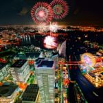 横浜開港祭2019のスケジュールや花火大会の時間と打ち上げ場所、穴場スポット情報