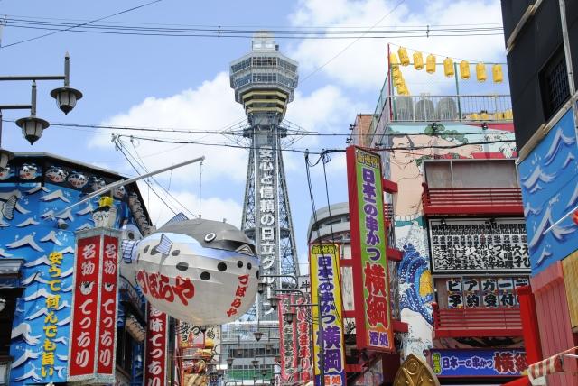 関西大阪の有名な祭りと言えば?イベントの日程とデートにおすすめ情報