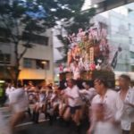 博多祇園山笠2019の混雑や交通規制、通行止めの場所と駐車場情報