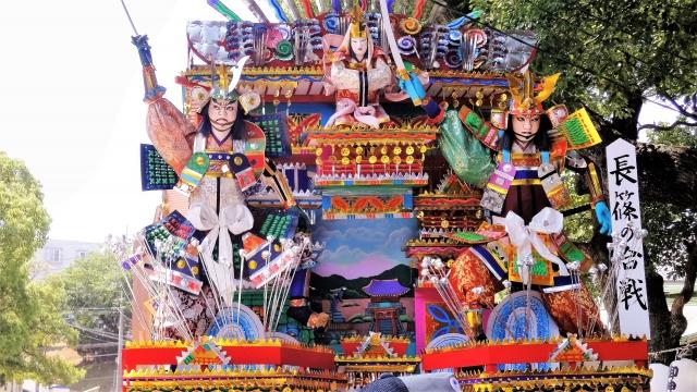 博多祇園山笠2019の追い山の日程は?見どころやコースと観覧席の場所
