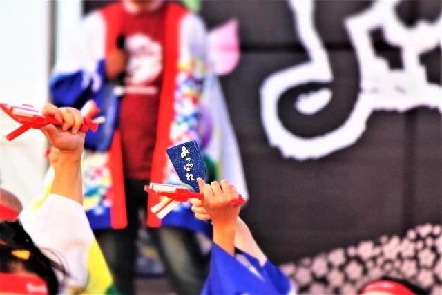 よさこい祭り(高知)2019の日程や芸能人は?花火大会と交通規制、駐車場情報