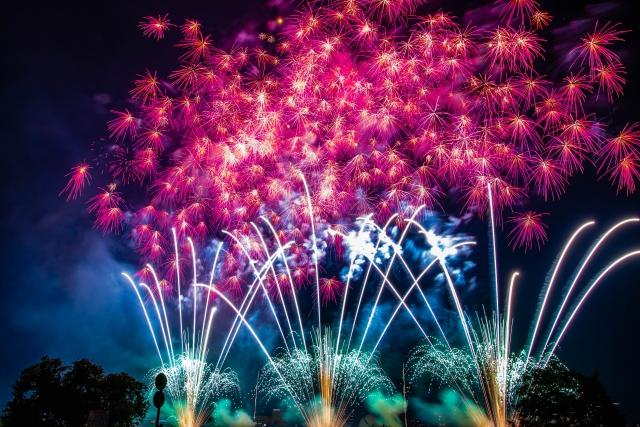 伊丹花火大会2019の穴場スポットや屋台露店の出店場所とホテル、口コミ情報