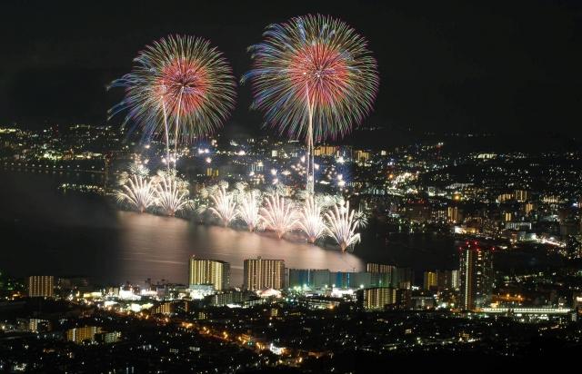 多摩川花火大会2019の日程や打上げ場所と穴場スポット、屋台出店、口コミ評判