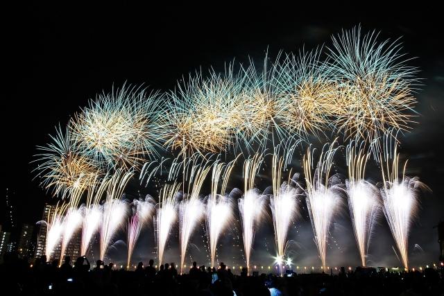 伊勢崎花火大会2019の穴場な観覧場所や屋台露店の出店時間と口コミ評判