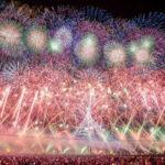 袋井花火大会2019の穴場スポットや交通規制、駐車場、屋台出店と場所取り情報