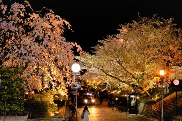 高台寺(京都東山)の紅葉2019の混雑や渋滞と駐車場の混み具合、絶景穴場スポット